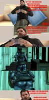 Playing Revelation(A Resident Evil Parody) by CharonA101