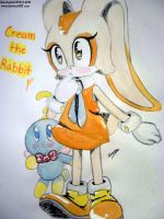 5: Cream the Rabbit by SashaStub