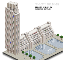 MINICITY - Trinity Complex by hellagood88