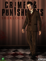 Sherlock Holmes - Indoor Suit Brown by LexaKiness