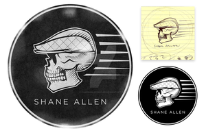 Shane Allen Customs Logo by Cameron-Schuyler