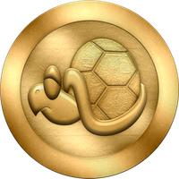 Turtle Zone Coin APNG by BLUEamnesiac