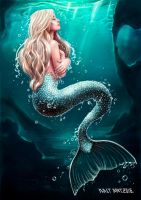 Mermaid for book by Na1t