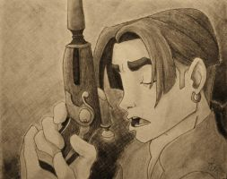 Birthday Gift: Jim Hawkins by JeffrettaLyn