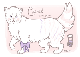 Chanel by starry-fruit