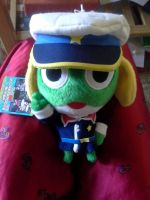 ~#Sgt Keroro Plushie!#~ by Shoonah101Drawings