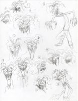 More Concept Sketches by Thagirion
