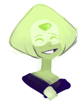 Peridot Smile by amgenesis