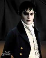 Barnabus Collins by eevank