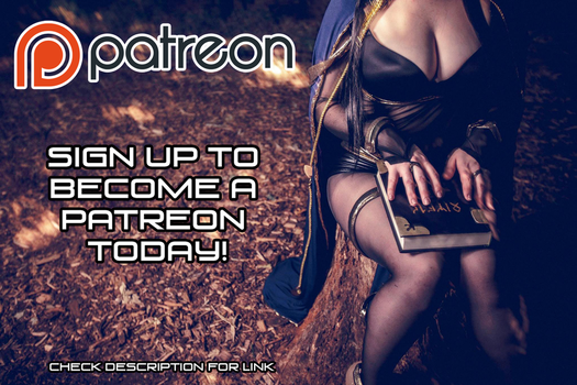 PATREON HAS LAUNCHED by IchigeiCosplay