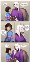[UnderTale] Pick-up Lines by bente36