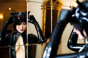 Mirror Mirror - Catwoman by Mostflogged