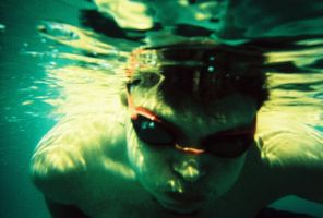 Swim Surreal Waters by lomocotion