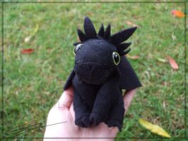 Wuv Me - Toothless by LiChiba