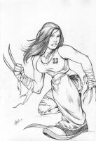 X-23 6 by Dannith