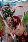 Candy Cane Love 1 by JMCosplay