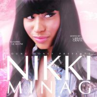 Nicki minaj Mixtape Cover by UrbanGrafixltd