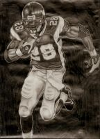 Adrian Peterson by DirtyD41