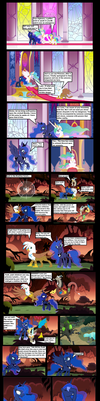 The ultimate test (page 7) by darkoak213