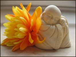 Little Buddha by Nyn-the-Cat