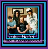 Tokio Hotel Poster by cocoalover12