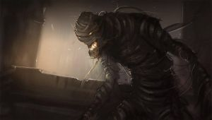 SP_Mummy_Rises by JustMick