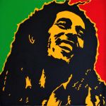 Bob Marley by monkeyboydean