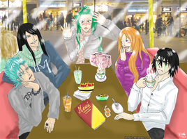 Bleach-Bar by JeyHaily