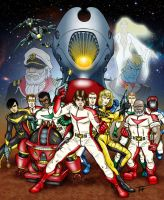 Star Blazers by Tim4