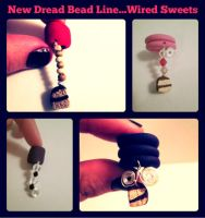 New Dread Bead Line... by CrystalCupcake13