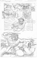 Wolverine Bar Fight, page2 by dtor91