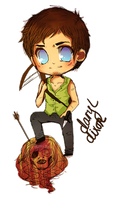 Daryl Dixon by Demachic