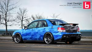 Subaru Impreza by Joel-Design