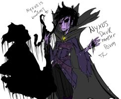 Nyxos Full Nocturnis Form by Chibi-Works