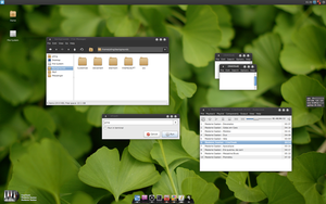 Simply Basic II for XFCE by p0ngbr