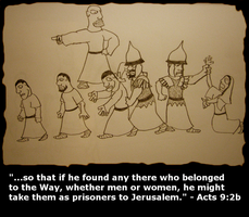 Acts 9b by foojer