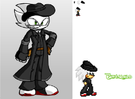.:PC:. Emerald Concept by GhosttheHedgehog12