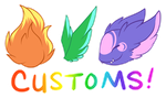 Creature Customs: OPEN [2 Auction Slots Left] by Kuro-Creations