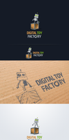 Digital Toy Factory LOGO by cici0