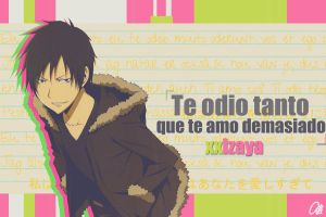 Te odio tanto... by AliRed