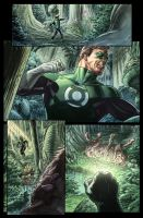 Green Lantern 2 by alexsollazzo