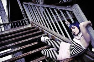 Staircase by HereticPandora