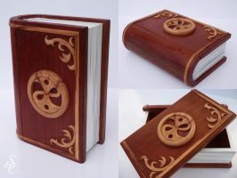 Fable Book Box by CoolingGiant