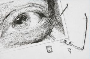 Eye Stipple by yayitsmoca