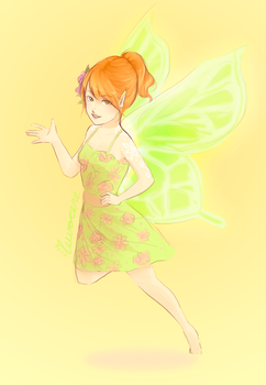 Juliet Blossom by luvocere