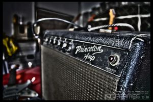 Fender Amp HDR by Gersith