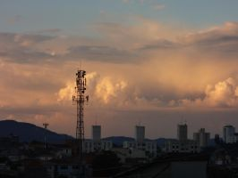 Cloud Transmission by Falcoliveira