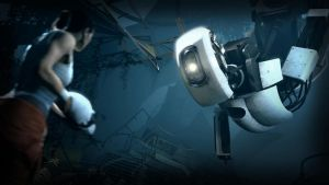 Portal 2 wallpaper by Genius-MasterminD