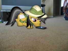 Daring Do vs iPhone by xXSilentStarXx