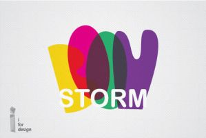 Boom Storm by i4dez